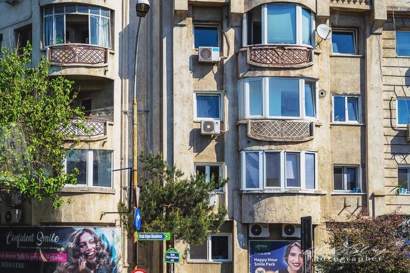 Commie Condo, Bucharest