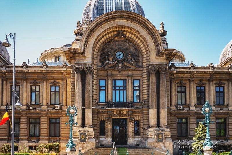 Copy of Reichstag in Berlin, Bucharest