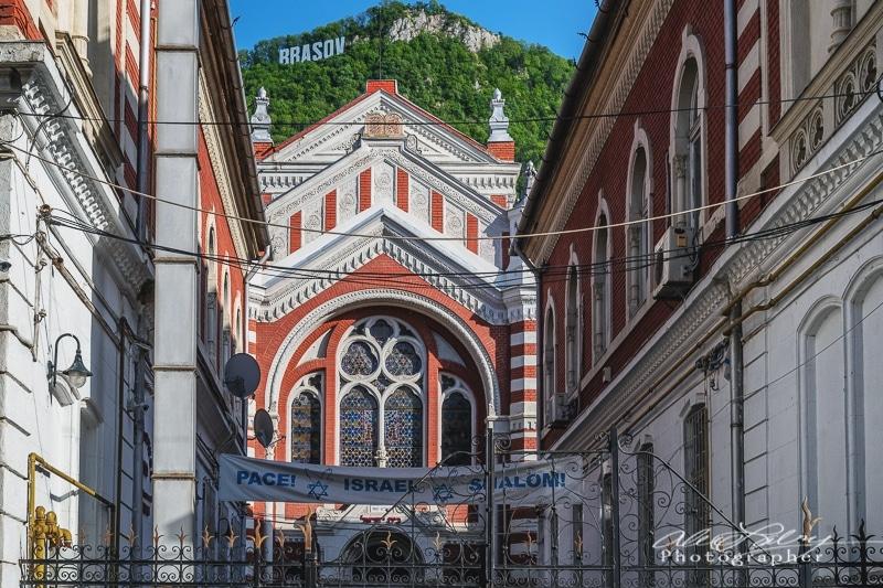 Downtown Brasov