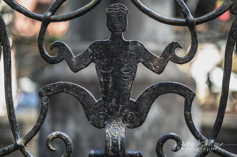 Wroght Iron Decoration, Brasov